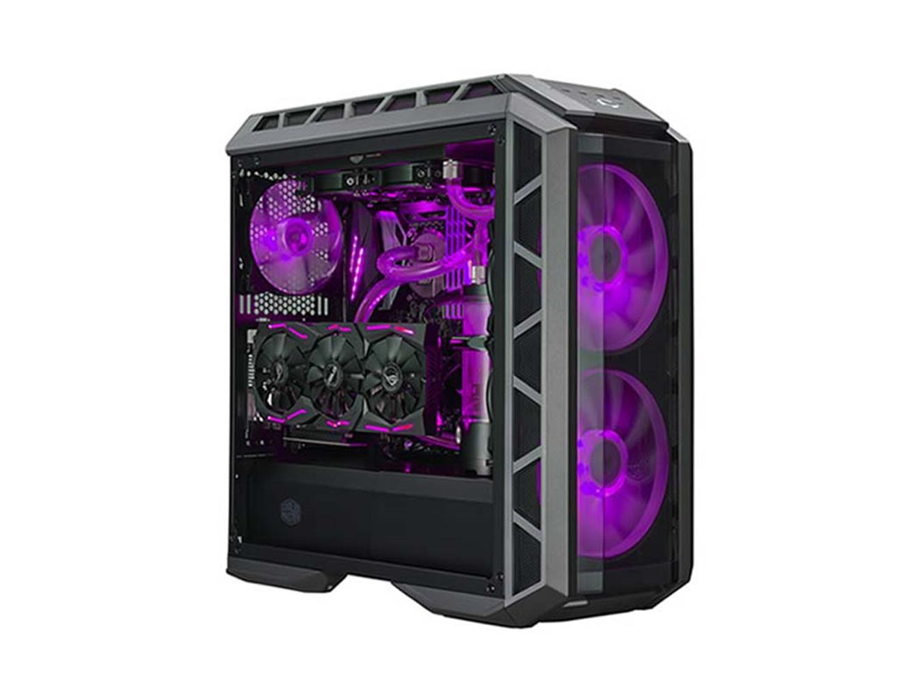 Game On Extreme Gaming Pc Intel Core I7 7800x 3 5 4 0ghz 16gb Ram