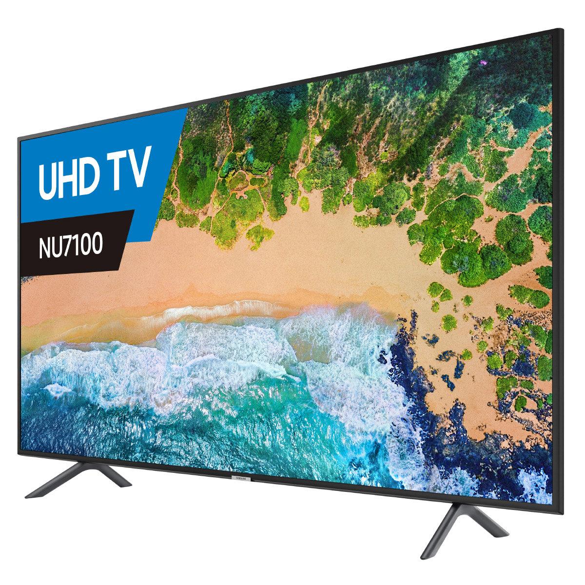 سامسونج , تلفزيون ذكي بحجم 43 بوصة بتقنية 4 كي| بلينك الكويت