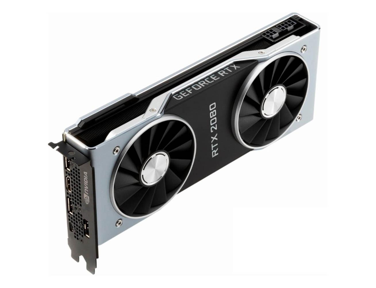 NVidia GeForce RTX 2080 Founders Edition Graphics Card 8GB| Blink Kuwait