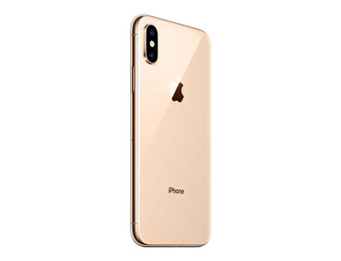 Apple iPhone XS Max Dual Sim (Hong Kong Version) 64GB - Gold