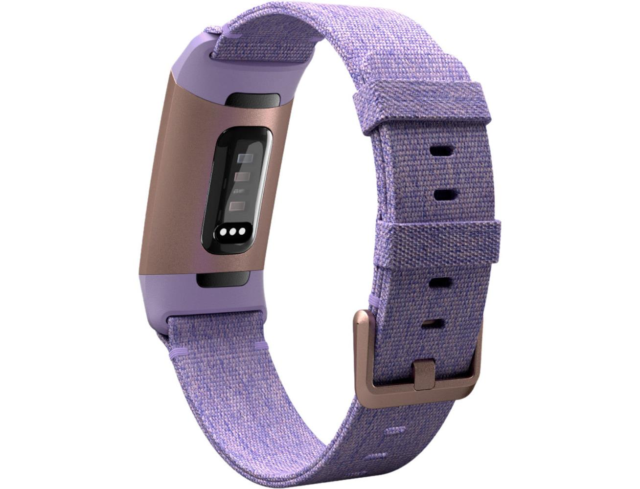 Fitbit Charge 3 Special Edition Advanced Fitness Tracker - Lavender