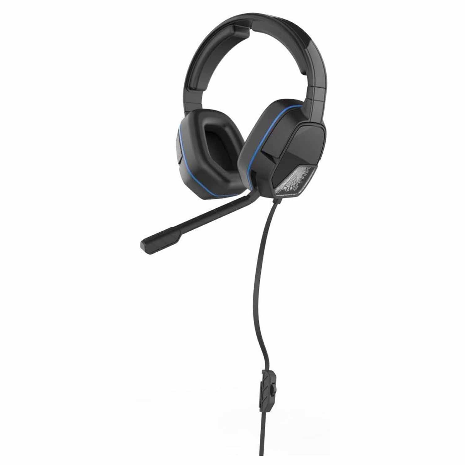 6706aa0a386 PDP Sony Afterglow LVL 3 Stereo Gaming Headset 051-032, Black| Blink ...