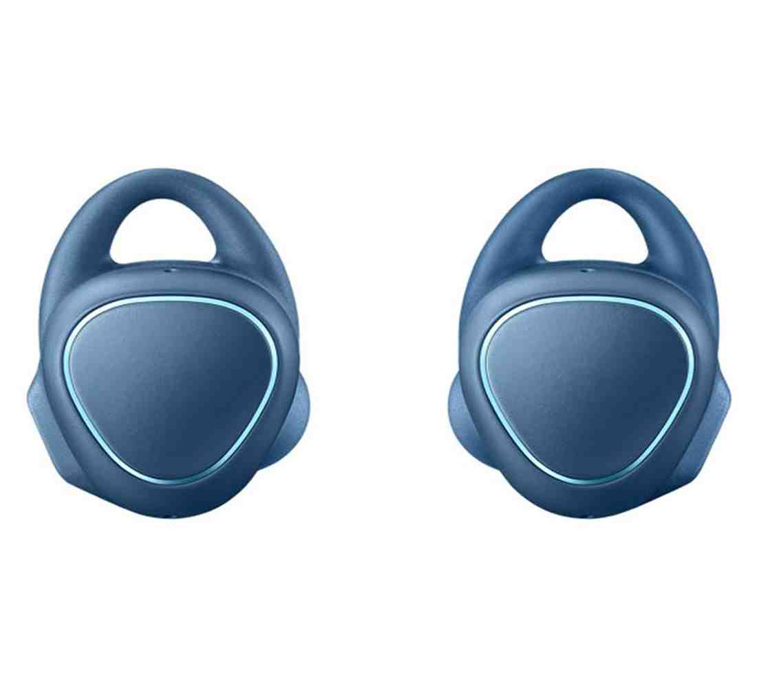 Samsung Gear IconX Wireless Fitness Headphones - Blue  Blink