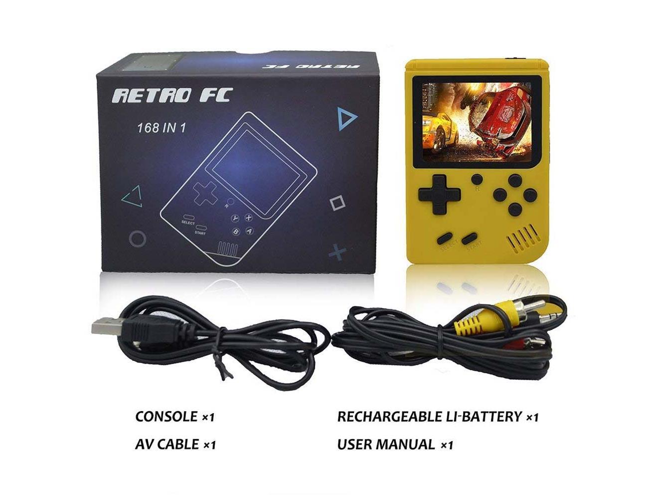 Handheld Game Console, Retro TV Game Console,Entertainment