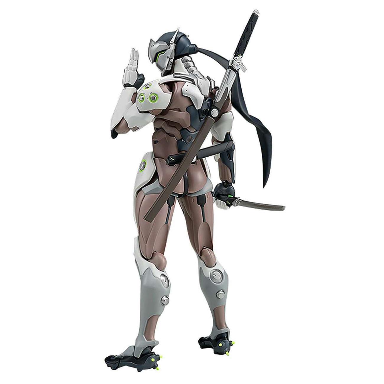 Overwatch Figma Genji Action Figure| Blink Kuwait