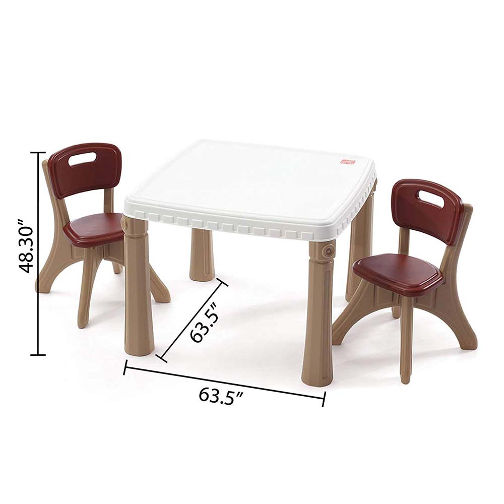 Buy Step 9 Lifestyle Kitchen Table & Chair Online in Kuwait, Best ...