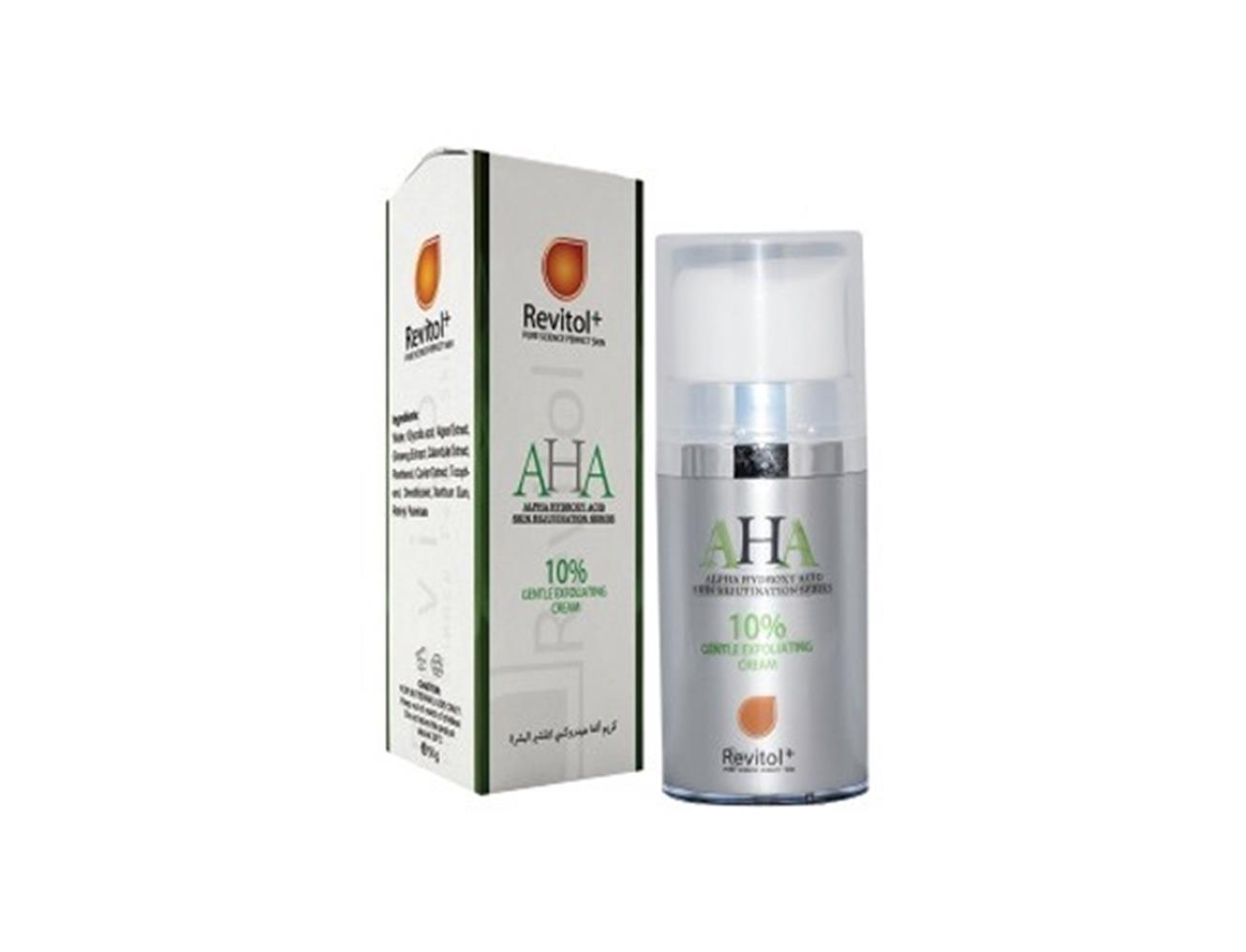 Buy Revitol Aha Gentle Exfoliating Cream Online In Kuwait Best