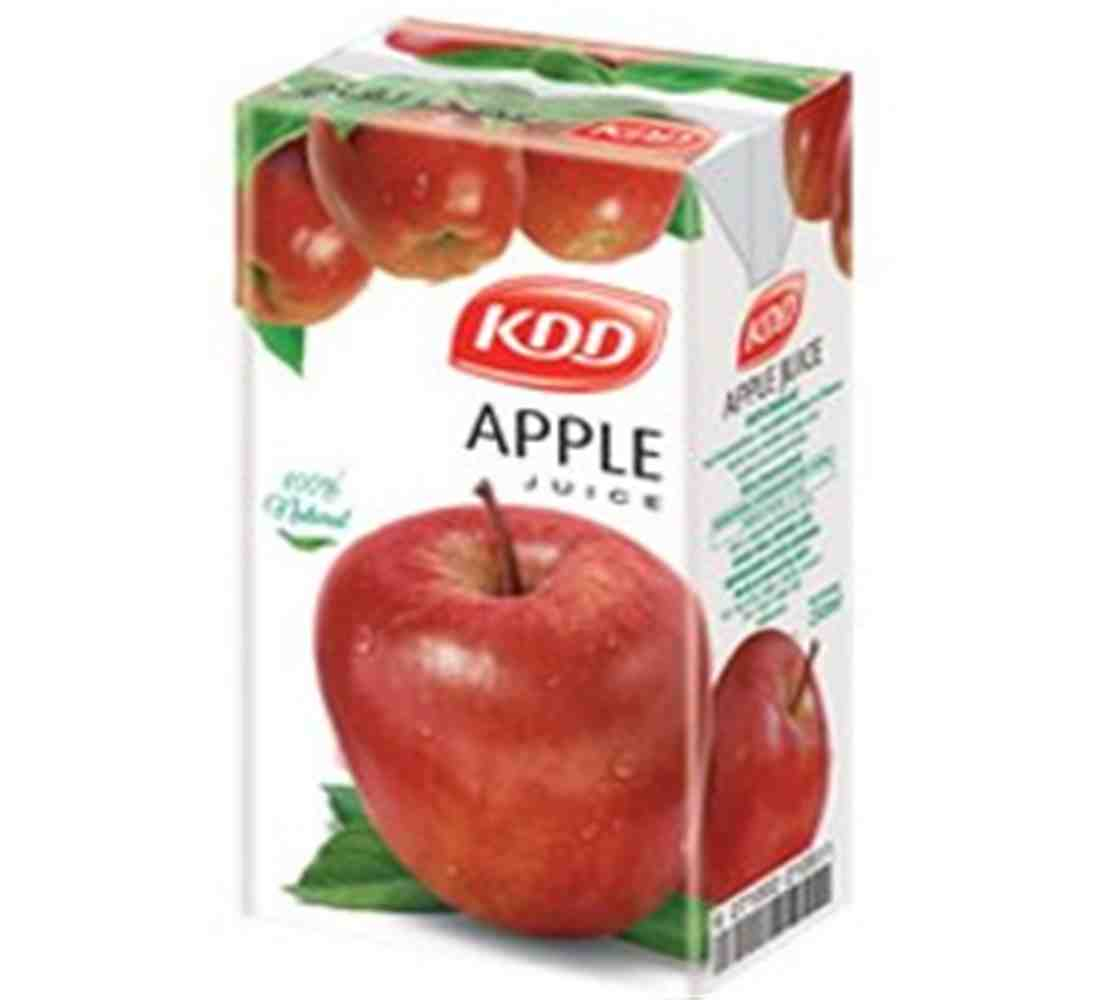 عصير تفاح Kdd