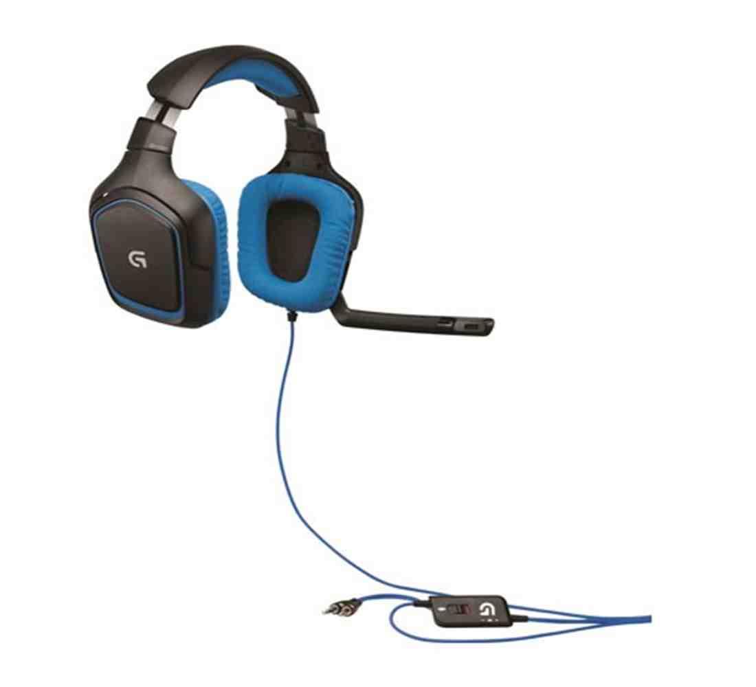 Logitech G430 Surround Sound Gaming Headset| Blink Kuwait