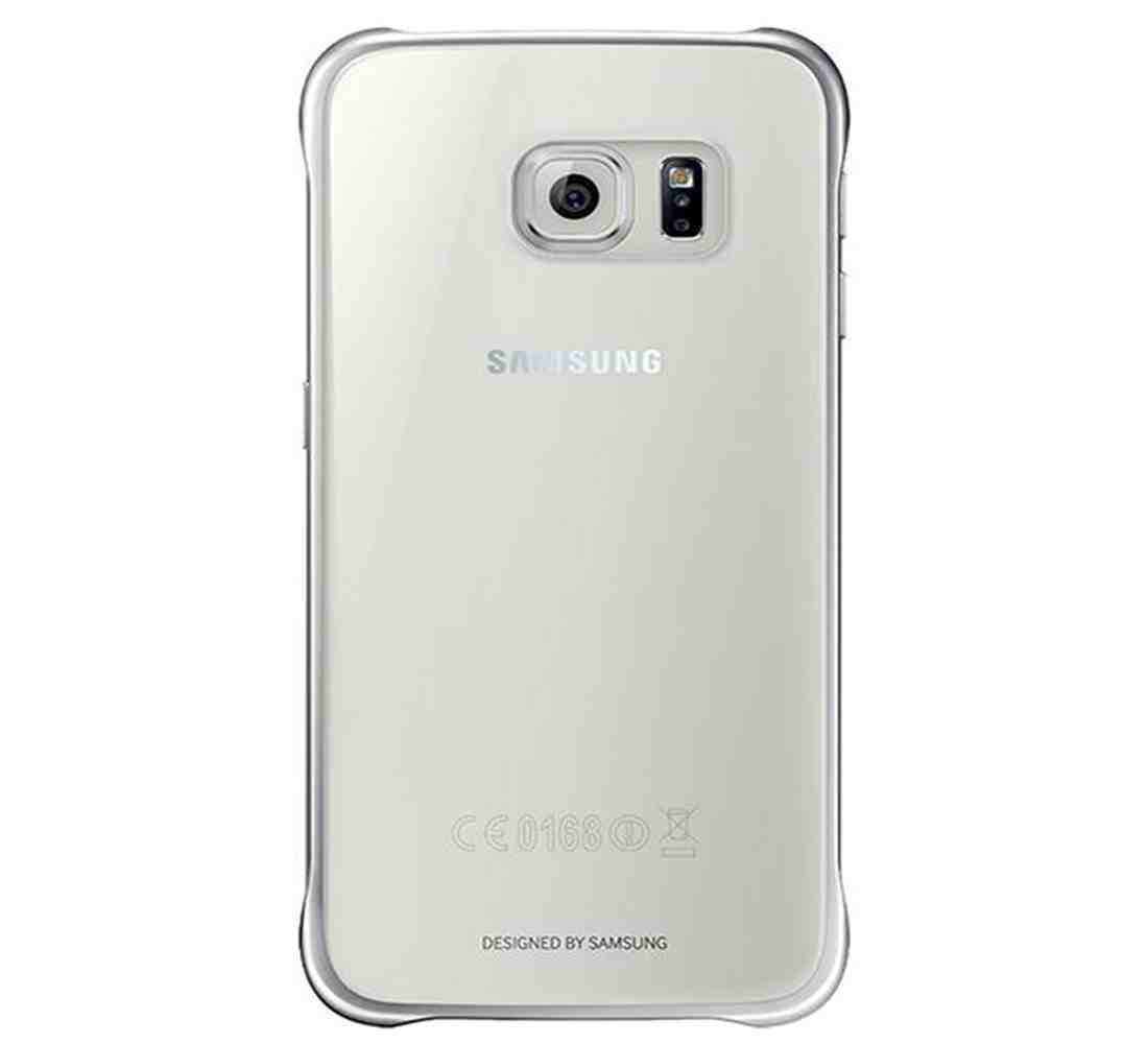 Samsung Protective Cover for Samsung Galaxy S6 - Clear