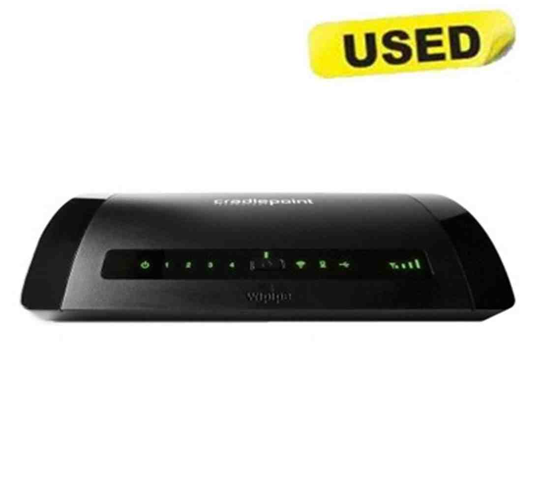 CradlePoint MBR95 Router Drivers PC