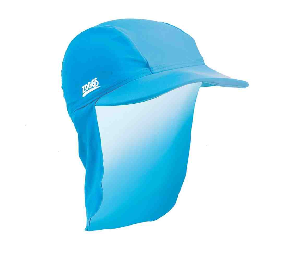 7ea69a56467 ZOGGS Sun Protection Hat - Blue - Best Price Online