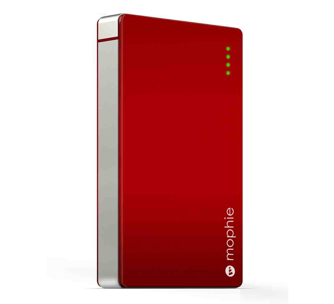 outlet store 21b10 dea18 Mophie Juice Pack Powerstation 4000mAh For iPod,iPhone,iPad - Red ...