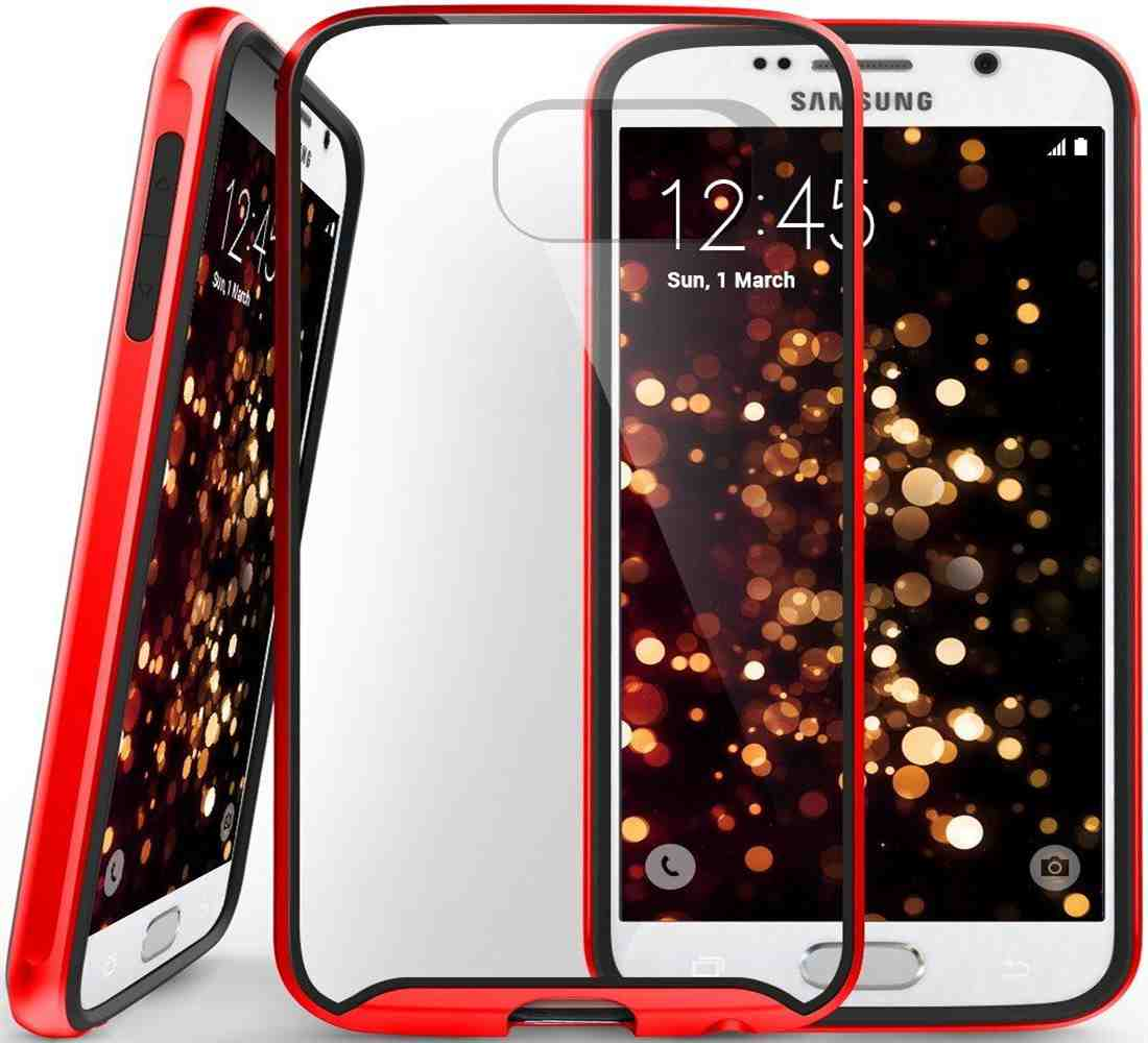 new concept c97f3 54d6f Caseology Waterfall Series Clear Armor Clearback Fusion Hybrid Cover ...