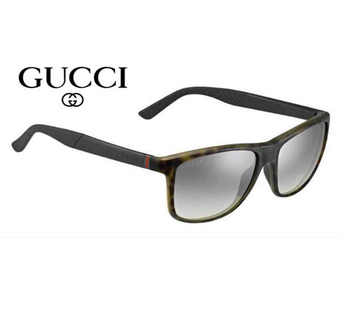 1846caad4 جوتشي, نظارة شمسية رجاليه , مقاس 56 ملم| بلينك الكويت