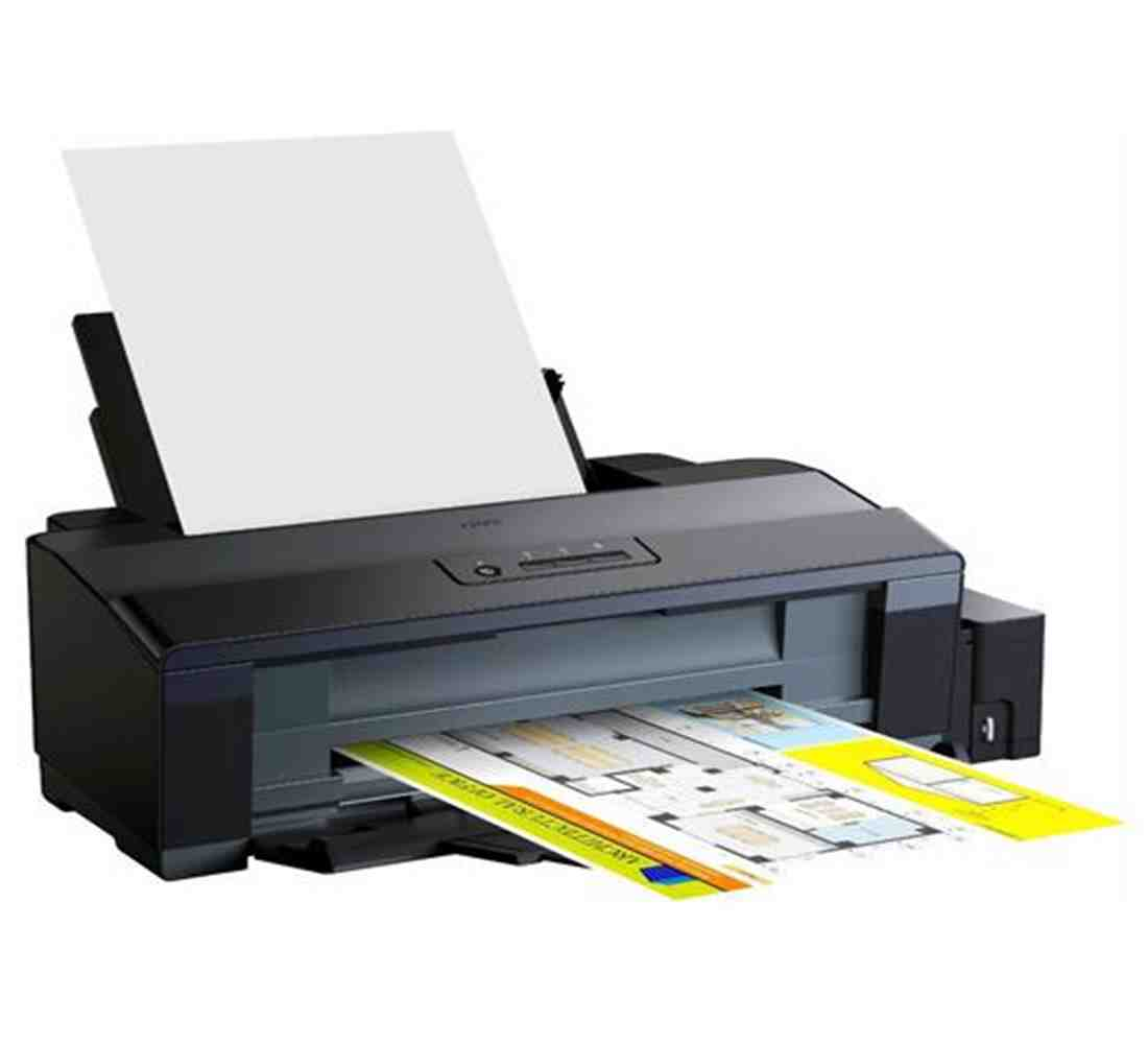 Epson L1800 Ink Tank System Photo Printer A3 + (6-Color Ink