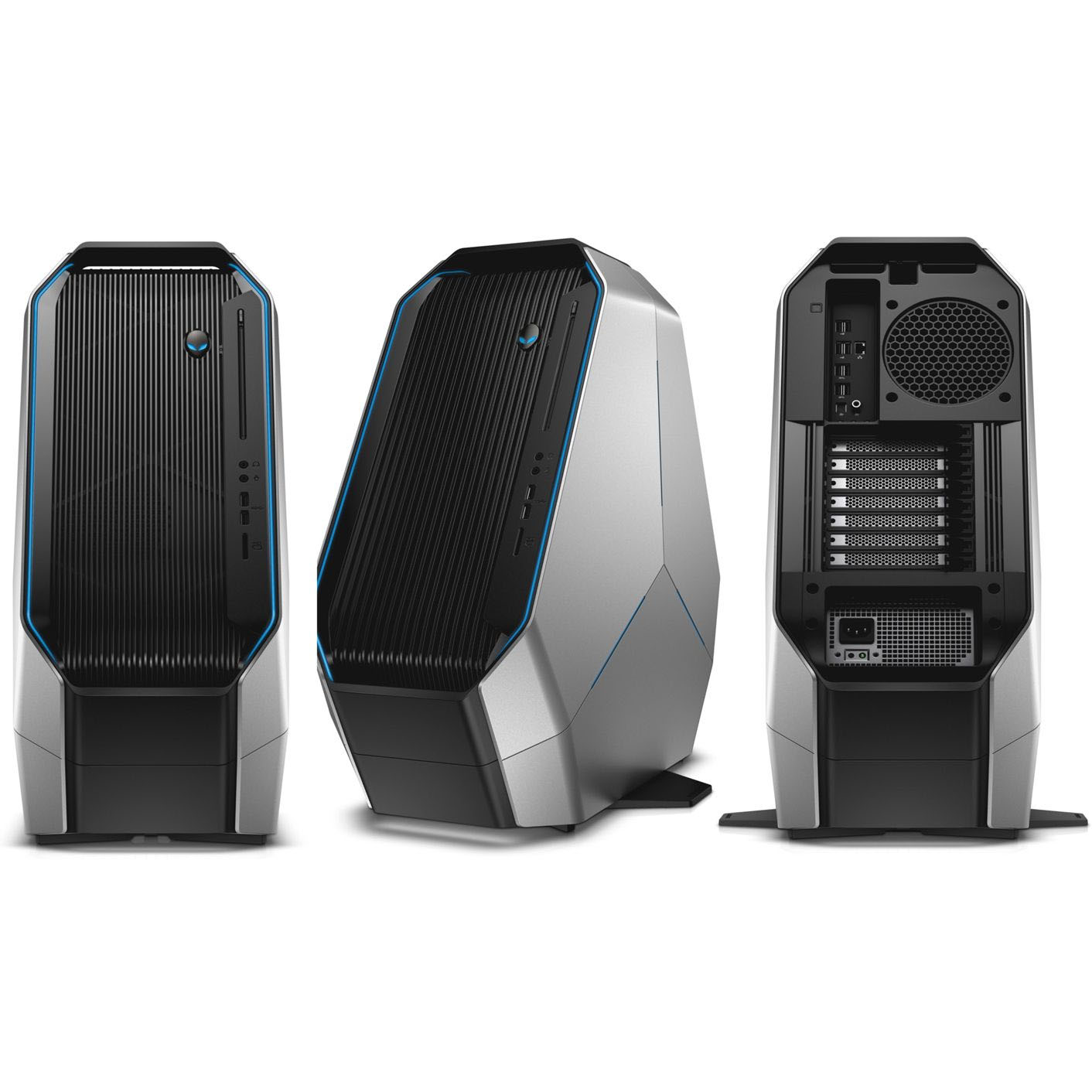 Dell Alienware Area51 Gaming PC, i7-5960X 3 0/3 5GHz 20MB, 32GB, 4TB