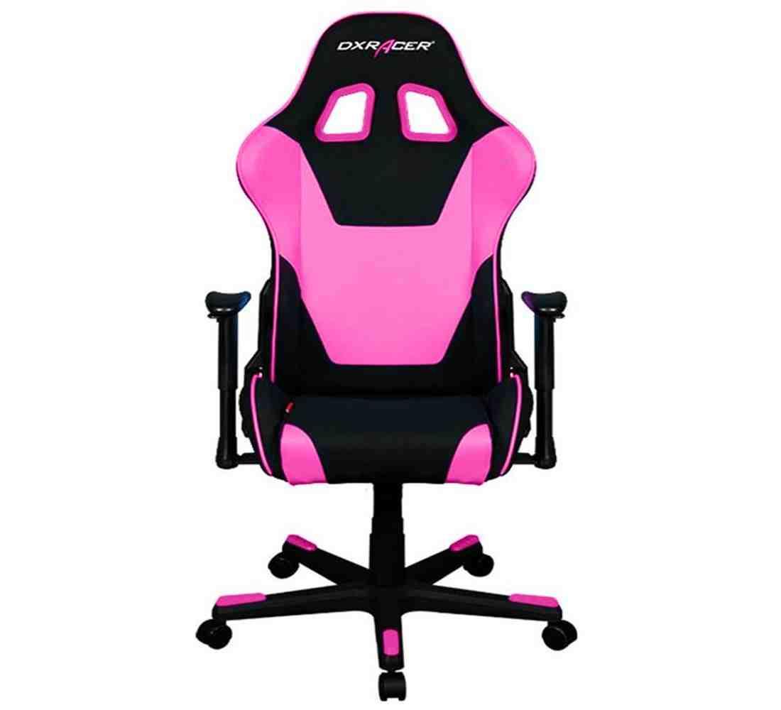 DXRacer Formula Series PC Gaming Chair - Black/Pink| Blink