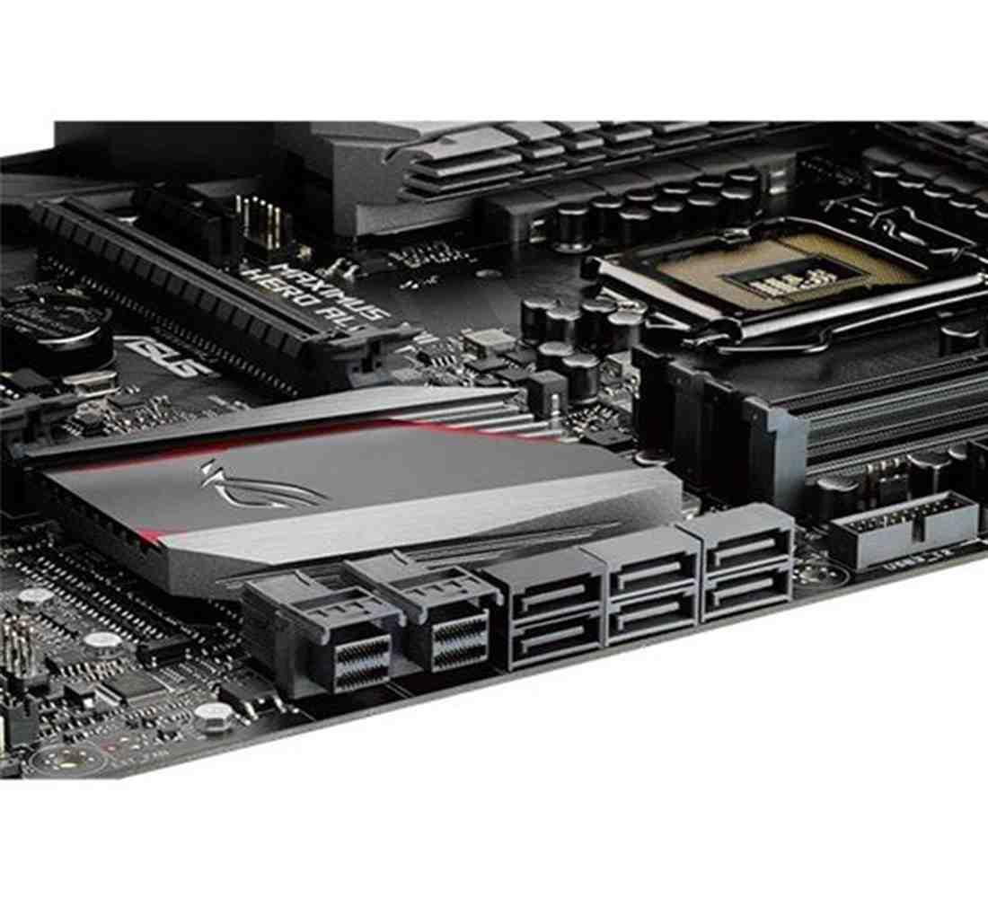 Asus Rog Maximus VIII Hero Alpha ATX DDR4 3000 LGA 1151 Gaming