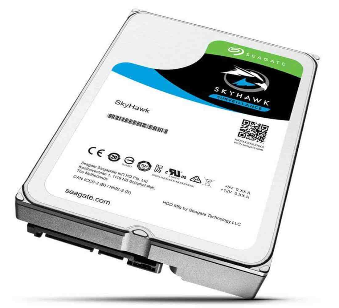 Seagate 6TB SkyHawk Surveillance Hard Drive Internal Storage SMB DVR