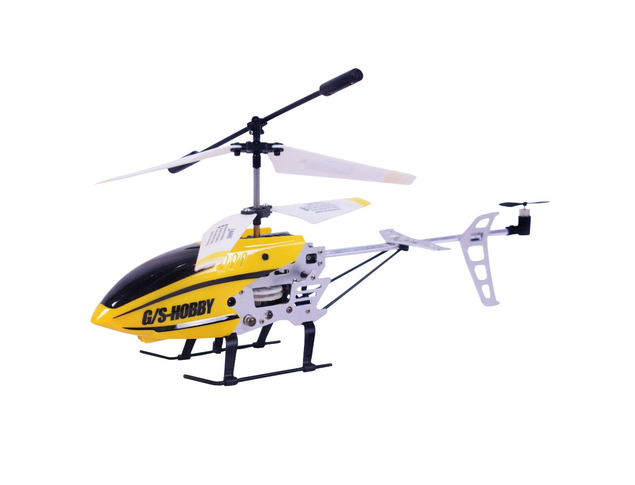 Shantou RC Helicopter with Gyro, USB Charger & Spare Tail Blade