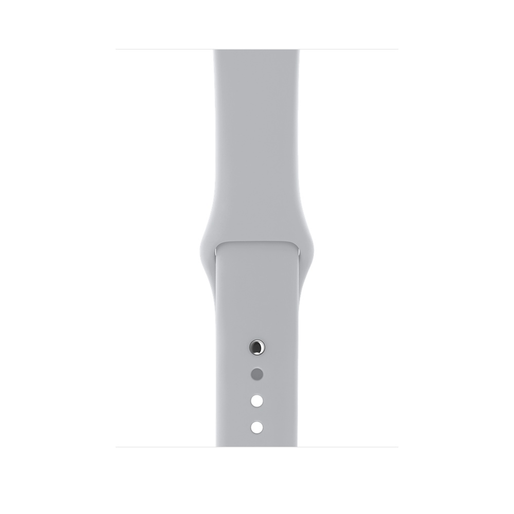 sale retailer b13bf 3a725 Apple Watch Series 3 Aluminium Case with Fog Sport Band, 42mm ...
