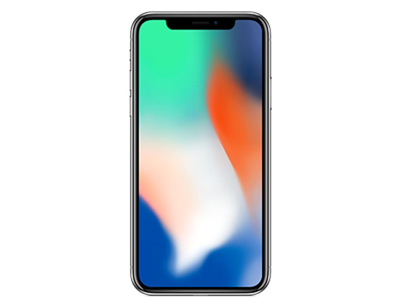 Apple iPhone X 256GB - Silver| Blink Kuwait