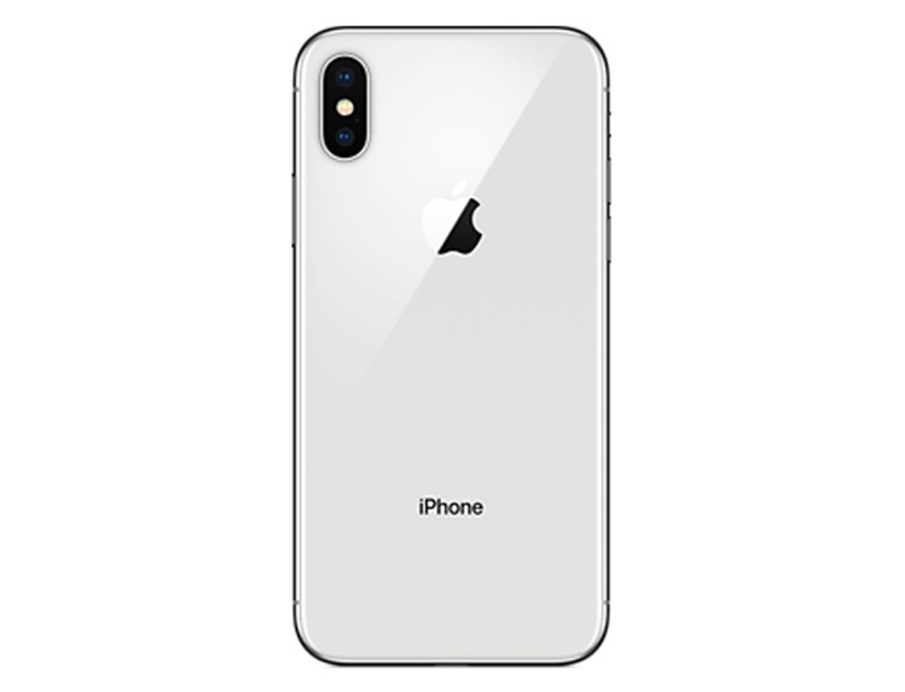 a8fcfa48dab ... Apple iPhone X 256GB - Silver