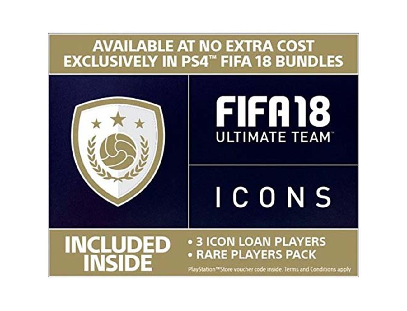 Sony PlayStation 4 Pro 1 TB FIFA 18 (Arabic Version)| Blink