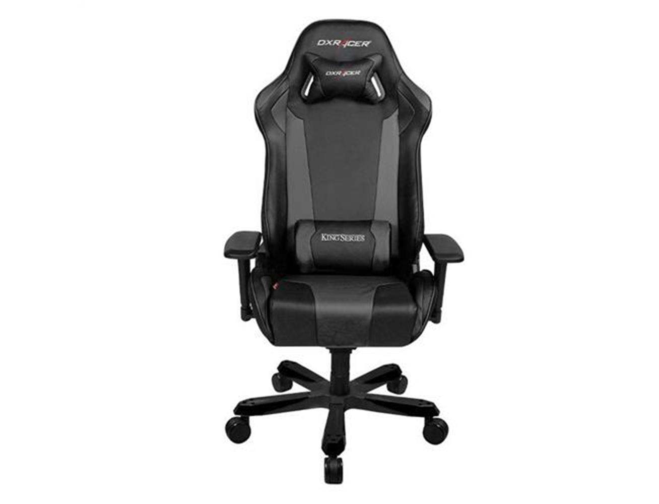 DXRacer King Series Gaming Chair - Black| Blink Kuwait
