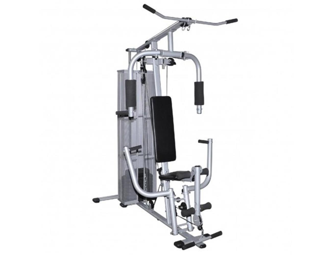 Bodymax all in one multi home gym silver blink kuwait