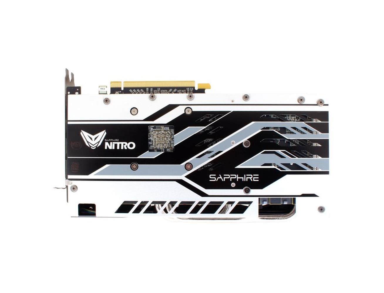 Sapphire Nitro+ Radeon RX 580 4G GDDR5 DUAL HDMI / DVI-D