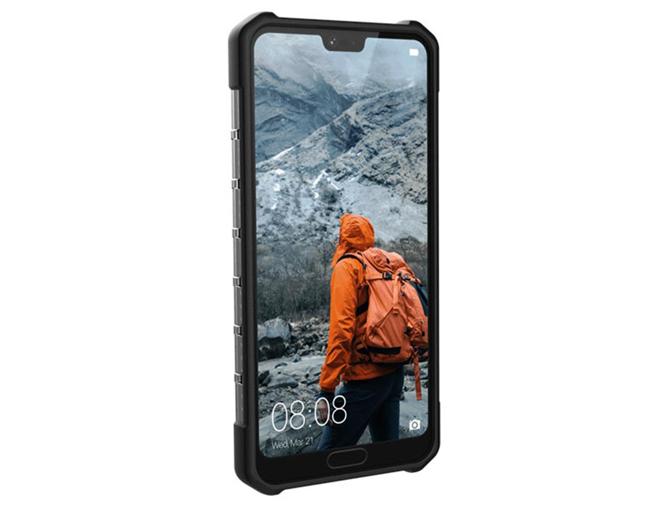 new concept 795db 56130 UAG - Huawei P20 Pro Plasma Case - Ash/Black-Retail Packaging| Blink ...