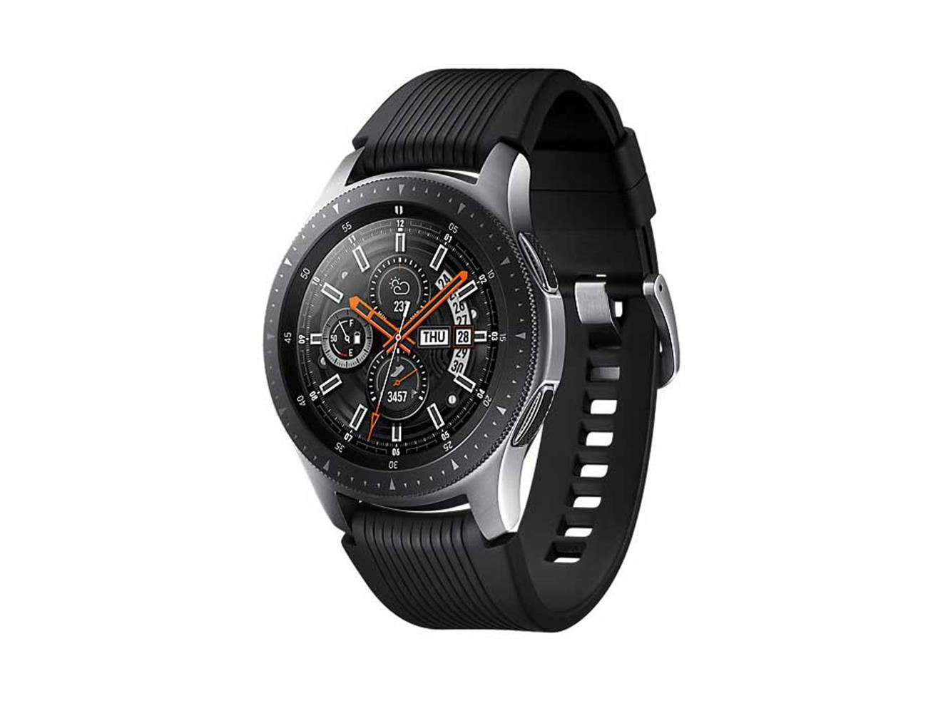Samsung Galaxy Smart Watch 46mm - Silver| Blink Kuwait