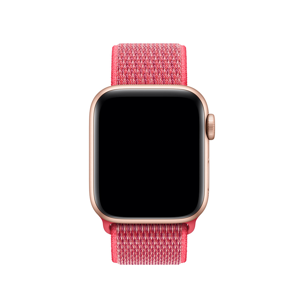 Apple Watch 40mm Hibiscus Sport Loop Band| Blink Kuwait