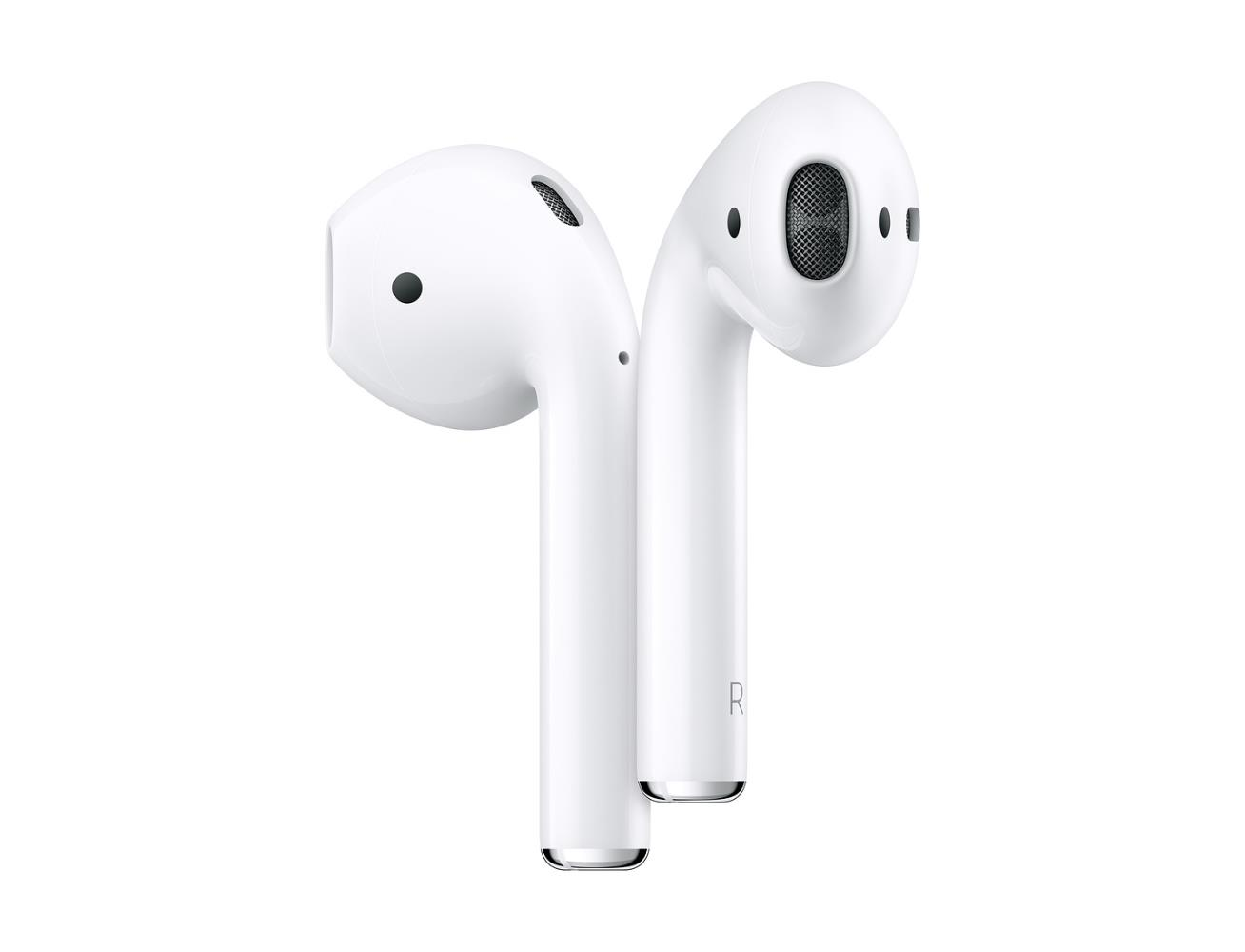 Apple AirPods (2019 Model) with Wired Charging Case| Blink