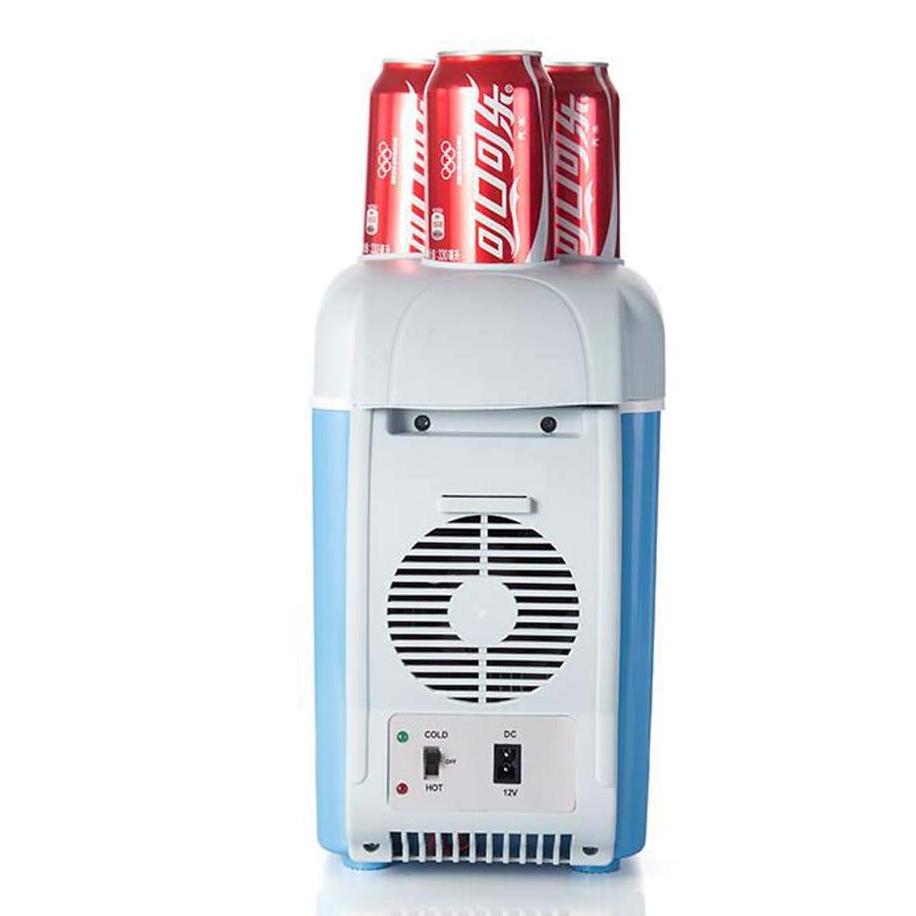 Buy Portable Car Refrigerator 7 5l Mini Fridge Online In