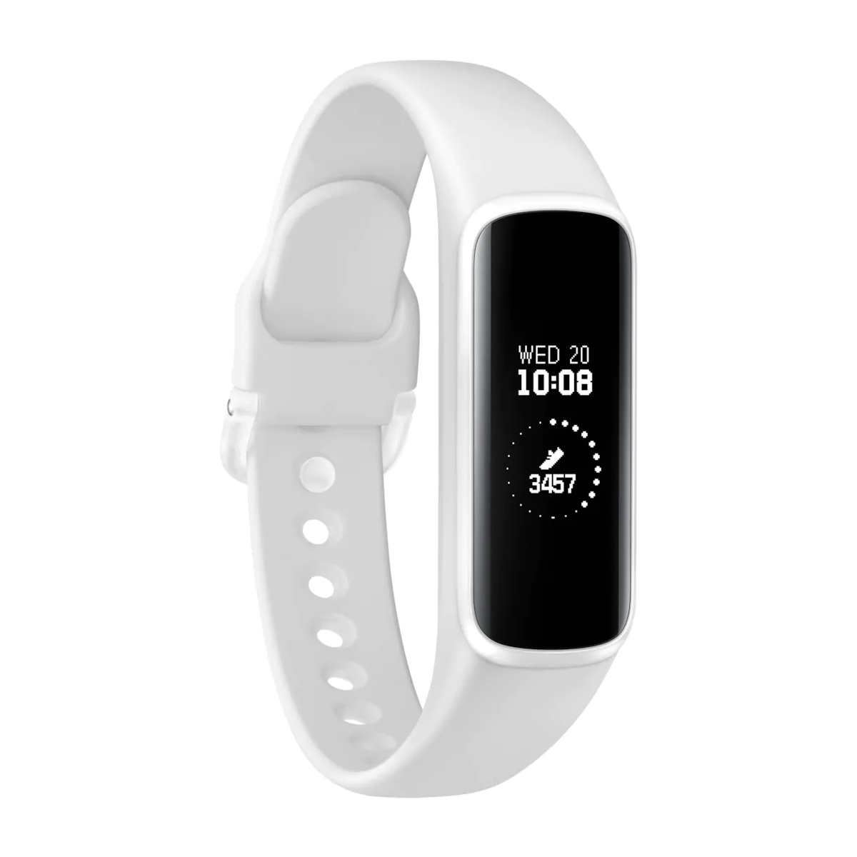 Samsung Galaxy Fit E Activity Tracker White Blink Kuwait