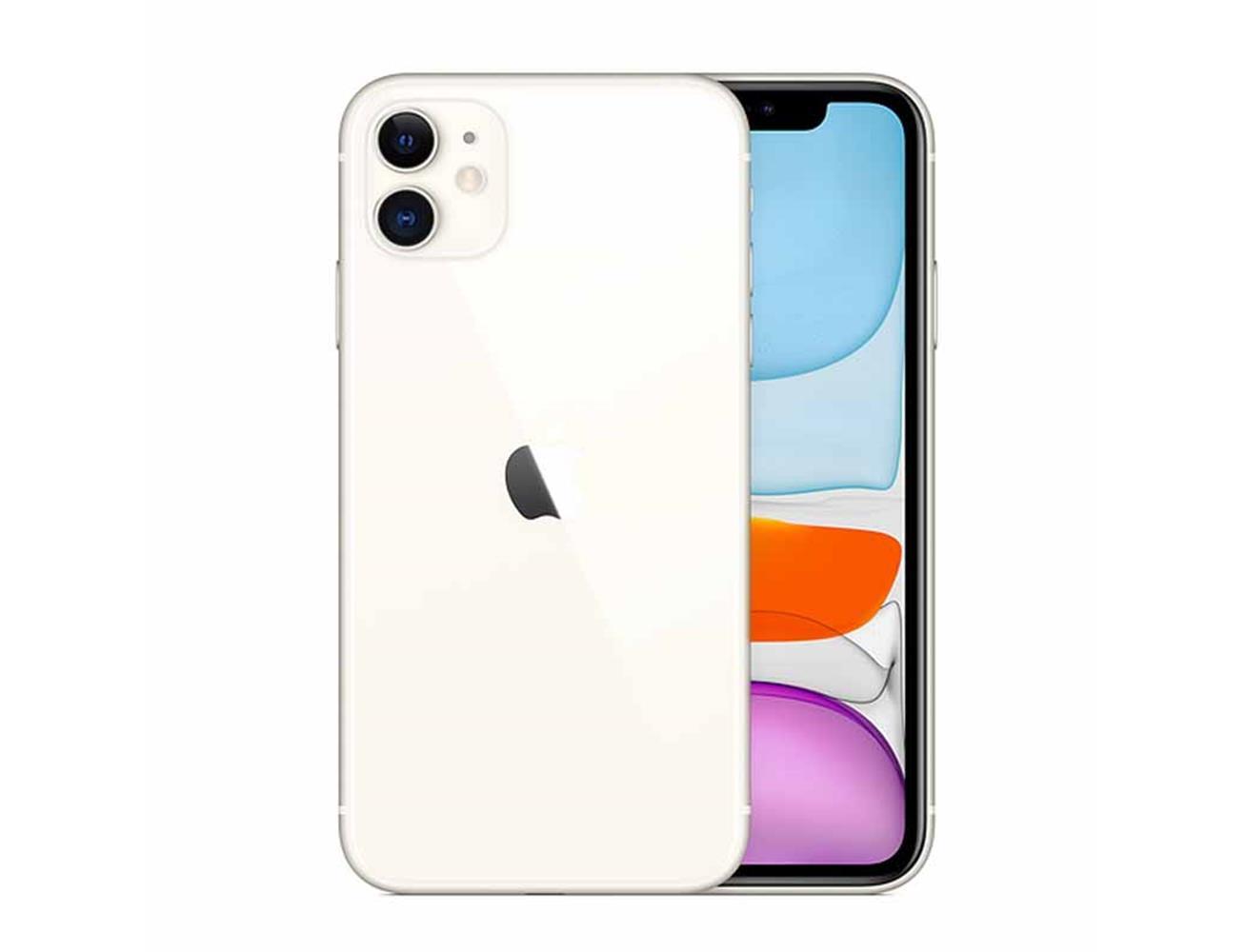 Buy Apple iPhone 11 128GB White Online in Kuwait, Best ...