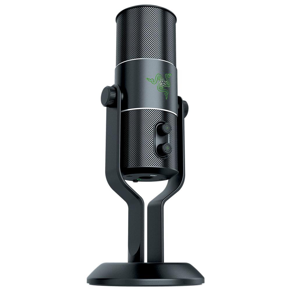 Usb Microphone Kuwait : razer seiren elite studio grade multi pattern usb digital microphone headphone amplifier ~ Vivirlamusica.com Haus und Dekorationen