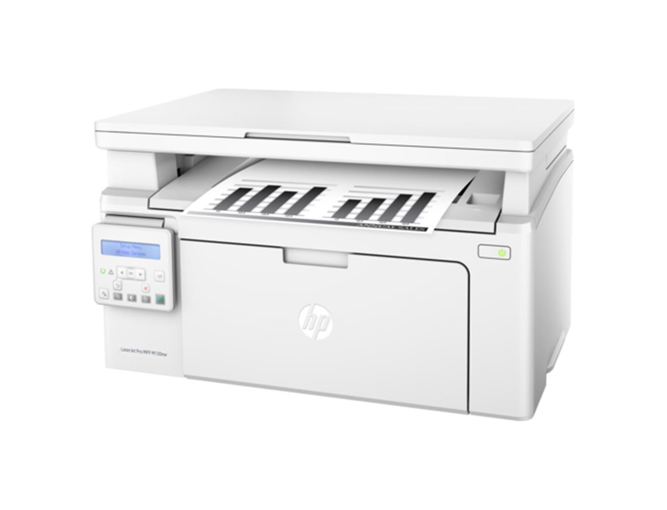 HP LaserJet Pro MFP M130nw Wireless Printer,Apple AirPrint ...