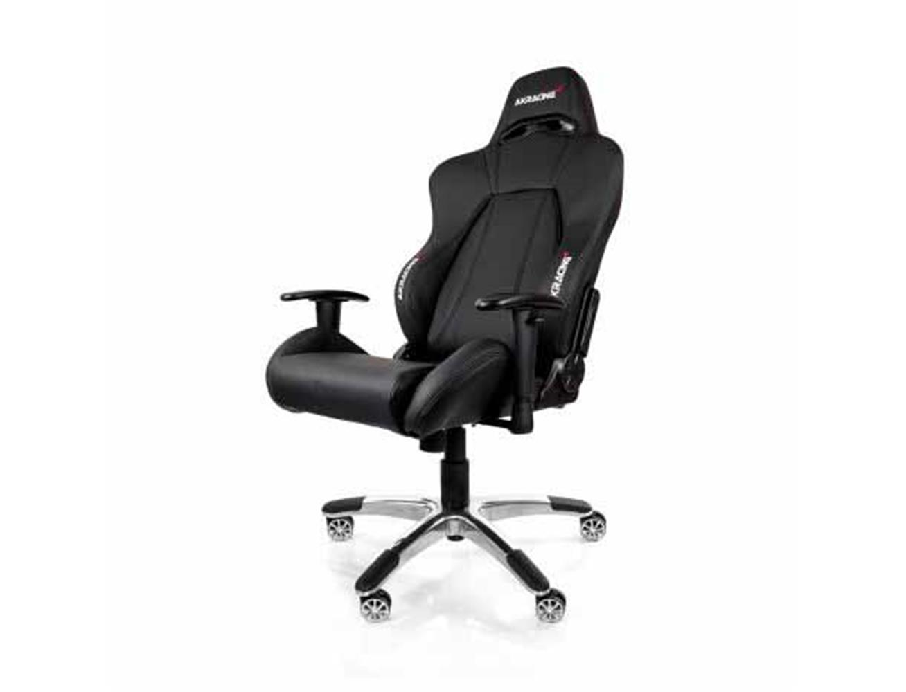 Ak Racing Premium Gaming Chair Carbon Black Blink Kuwait