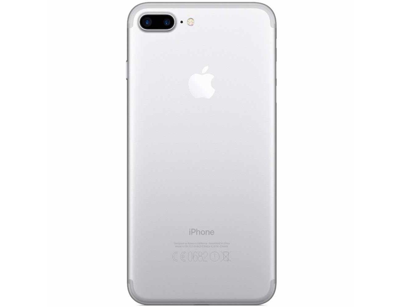 apple iphone 7 plus 128 gb silver blink kuwait