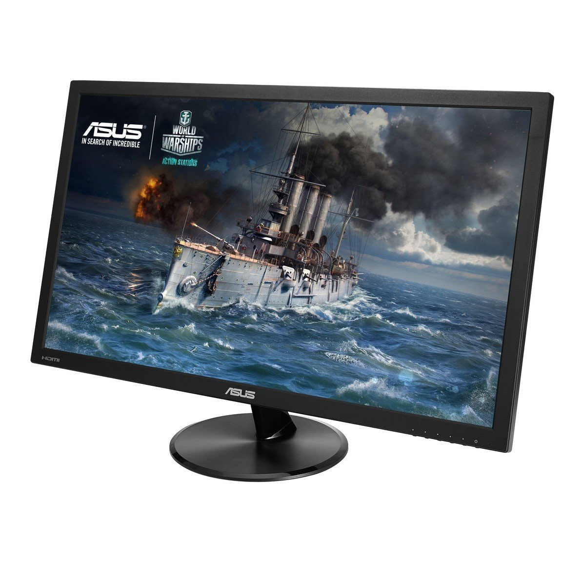 """Asus VP228HE 21.5"""" FHD (1920*1080) Gaming Monitor, 1ms, 1"""