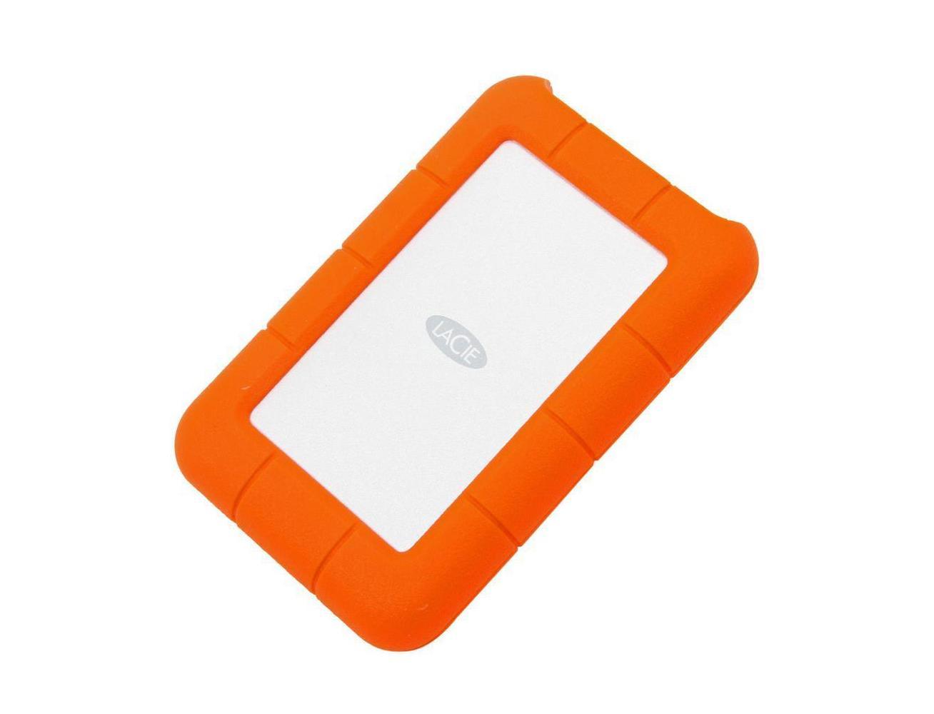 Lacie 4tb Rugged Mini Usb 3 0 Mobile Storage For Windows