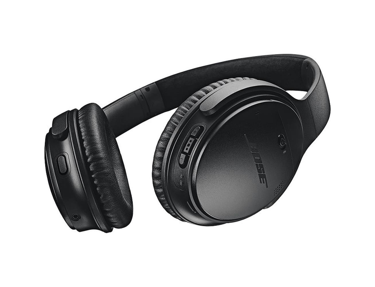 Bose Quietcomfort 35 Series Ii Wireless Headphones Black